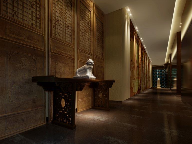 古典中式酒楼设计