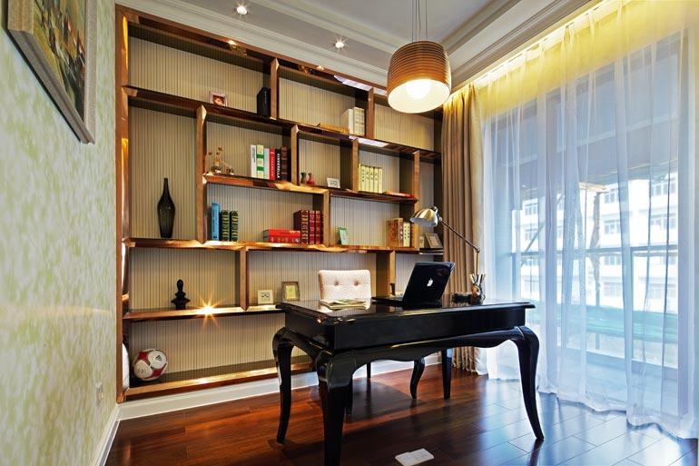 现代欧式装修设计:优雅别致之家案例欣赏